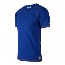 Yoga T-shirt Devadara blå